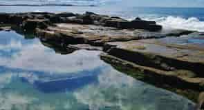 安戈里衝浪保護區