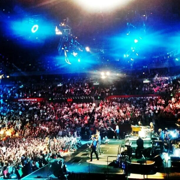 Qudos Bank Arena, Sydney, New South Wales, Australia