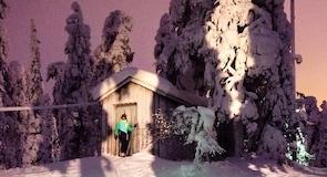 Zona de Esqui de Ruka