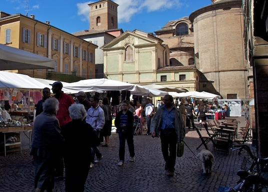 Reggio nell'Emilia, Italien