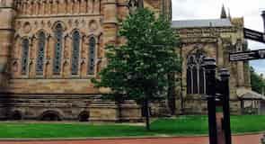 كاتدرائية هيريفورد