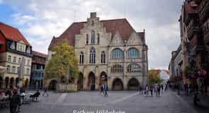 Radnice Hildesheim