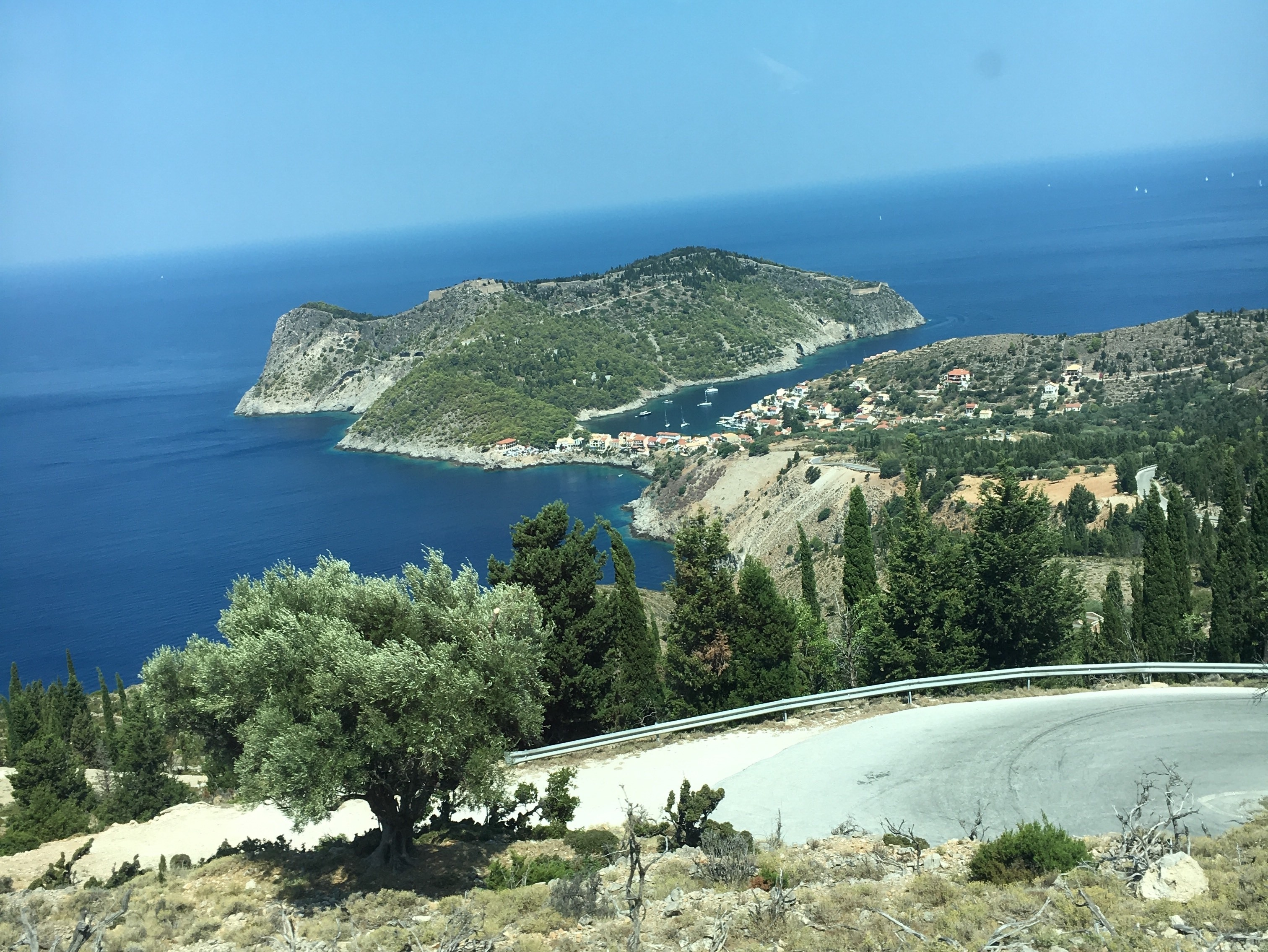 Assos, Kefalonia, Ionian Islands Region, Greece