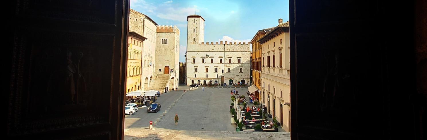 Todi, Italie