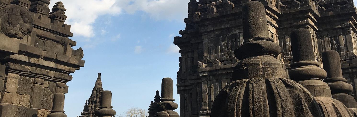 Sleman Amt, Indonesien