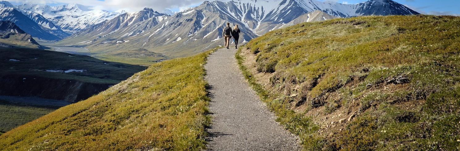 Denali (and vicinity), Alaska, United States of America
