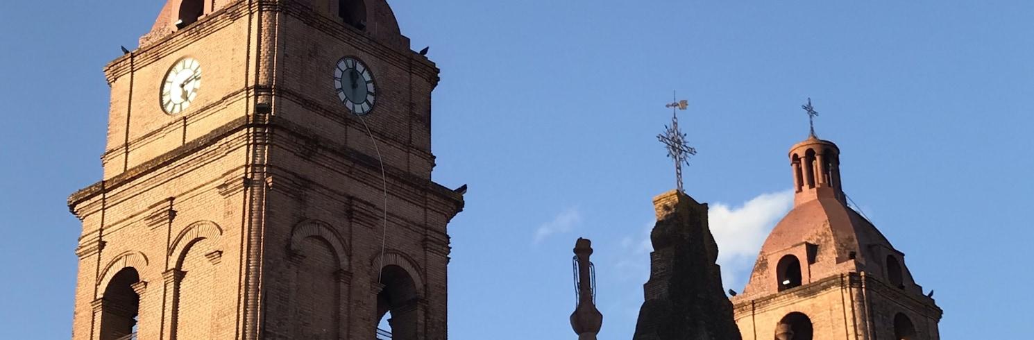 聖克魯斯, 玻利維亞