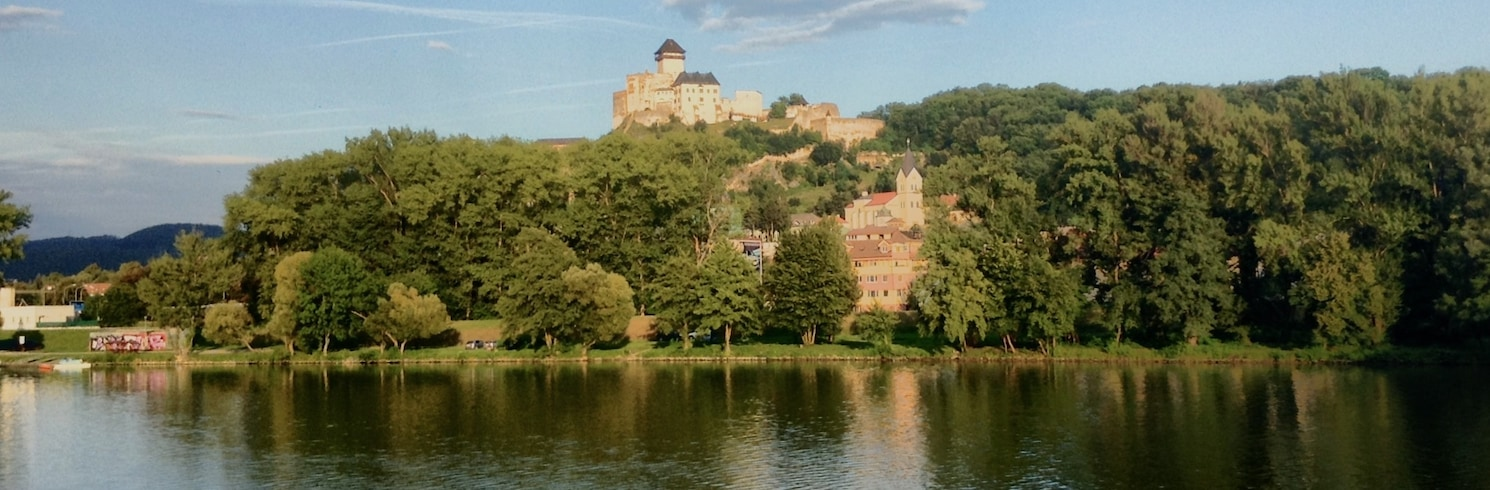 Trencin, Slovaquie