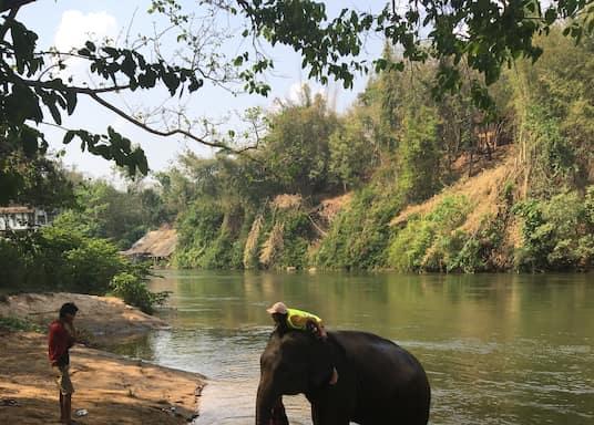 Sai Yok, Thailand