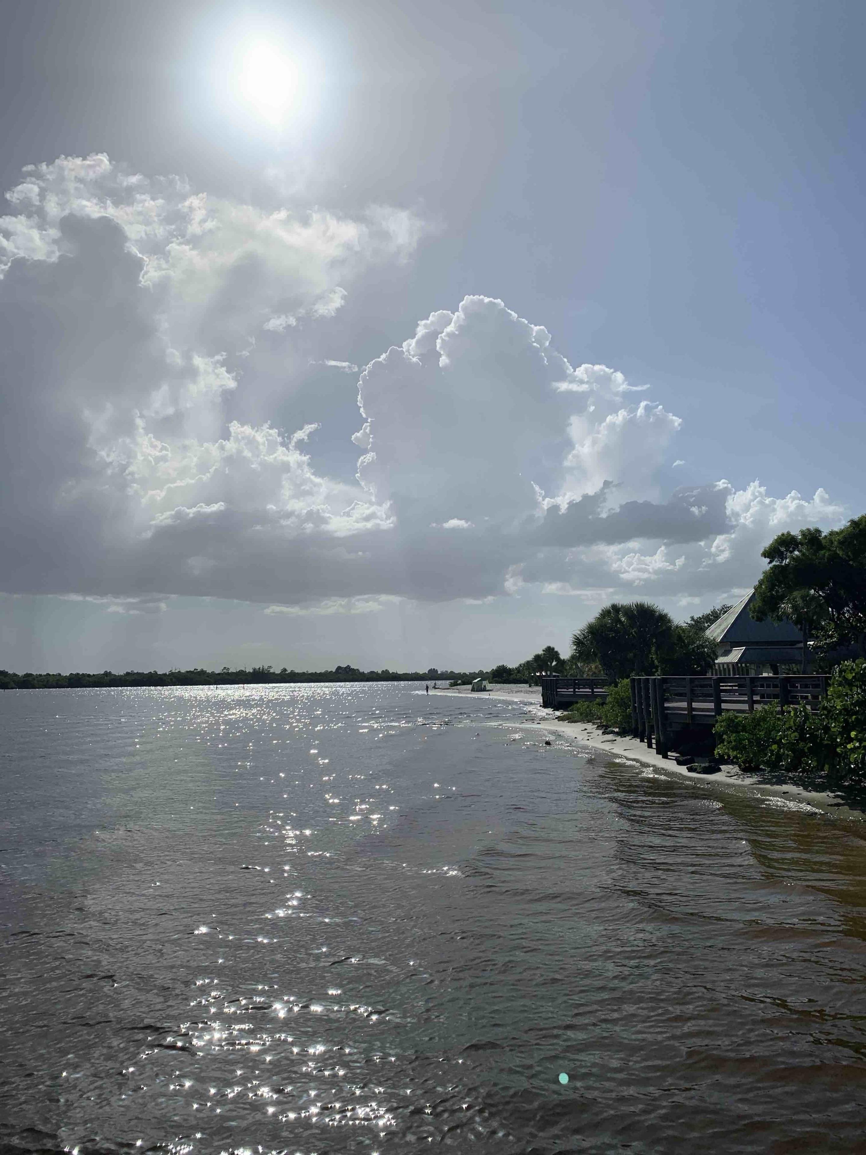 Port Charlotte Beach Park, Port Charlotte, Florida, USA