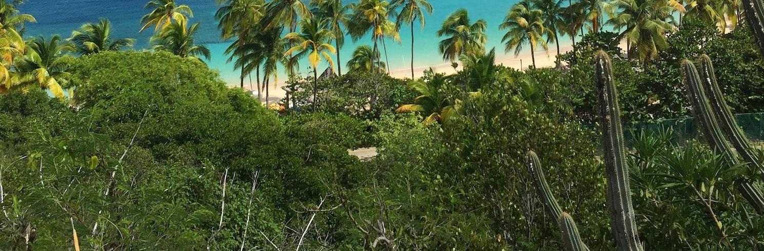Бухта Спрет-Бей, Британські Віргінські острови