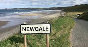 Playa Newgale