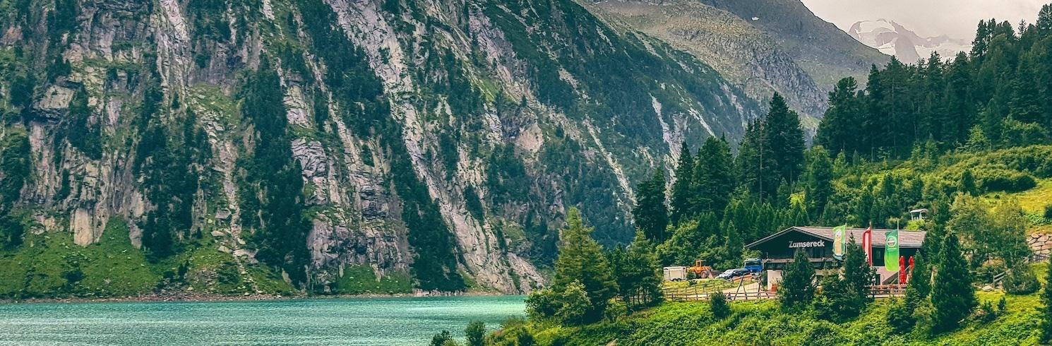 Finkenberg, Italy