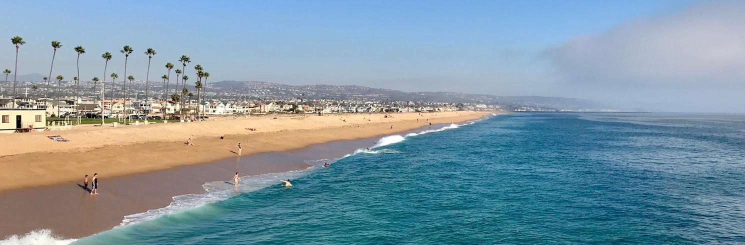 Παραλία Newport, Καλιφόρνια, Ηνωμένες Πολιτείες