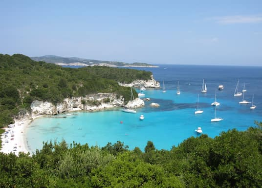 Antipaxos, Greece