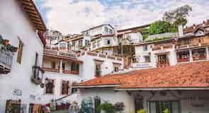 Taxco sentrum