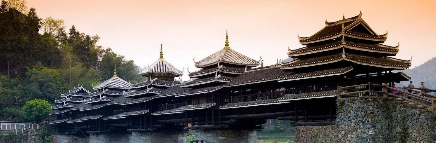 리우저우, 중국