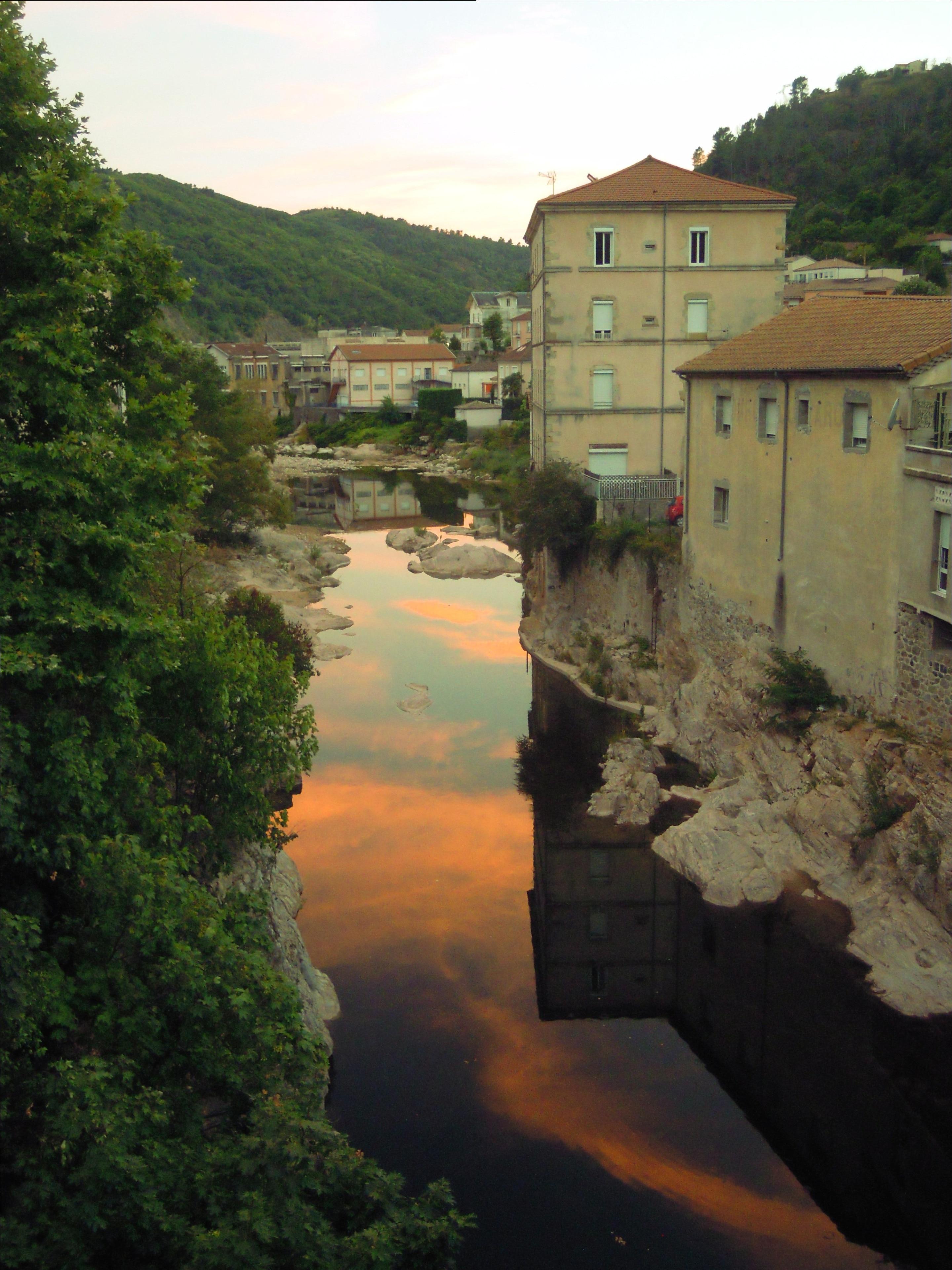 Vals-les-Bains, Ardeche, France