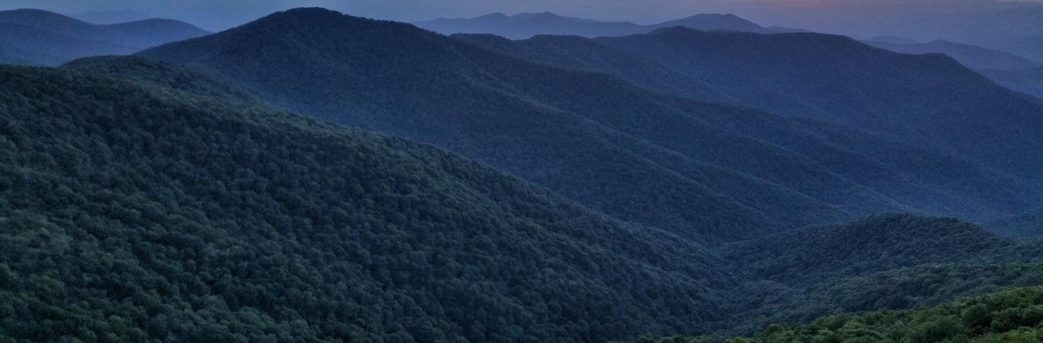 Montaña Negra, Carolina del Norte, Estados Unidos
