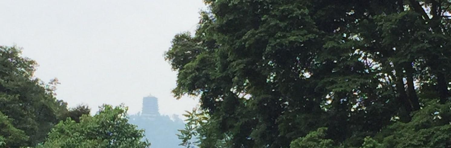 Τσενγκντού, Κίνα