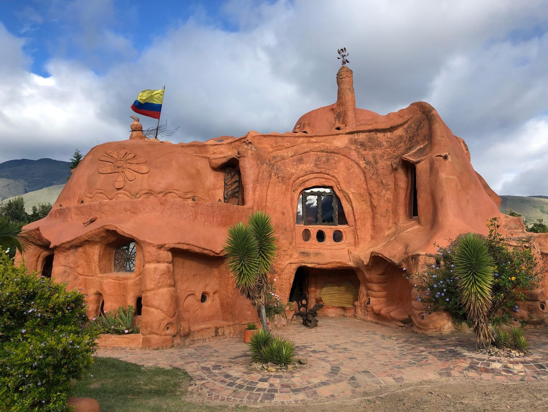 Casa Terracota, Villa de Leyva, Boyaca, Colombia