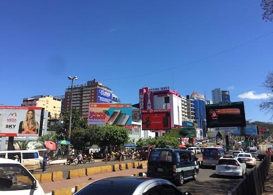 シウダー デル エステ, パラグアイ共和国