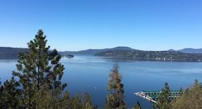 Coeur d'Alene Gölü