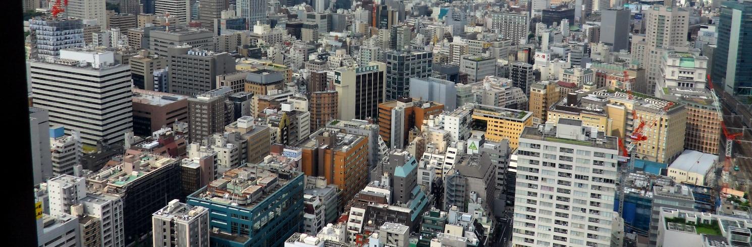 Tokyo, Jepun