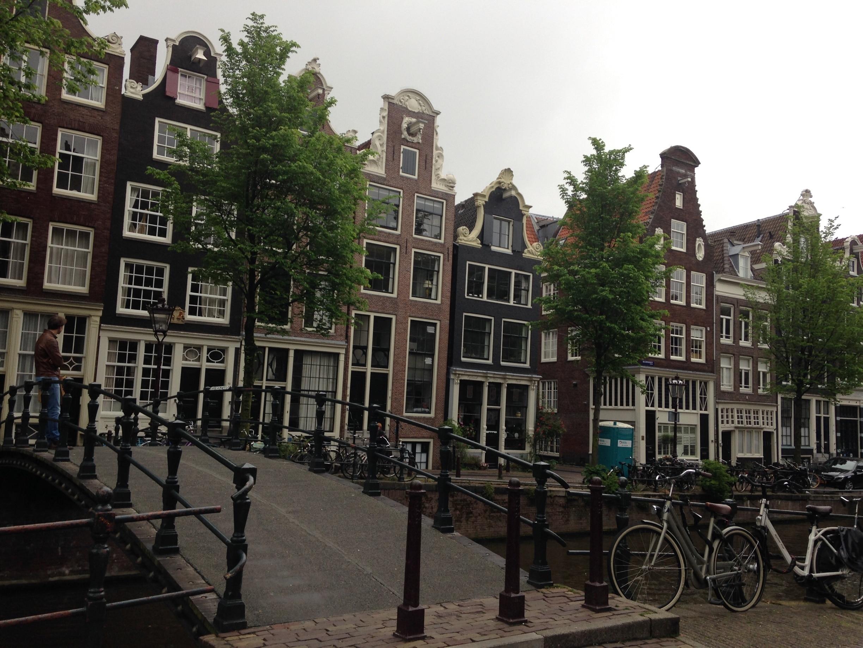 Herengracht, Amsterdam, Nordholland, Niederlande