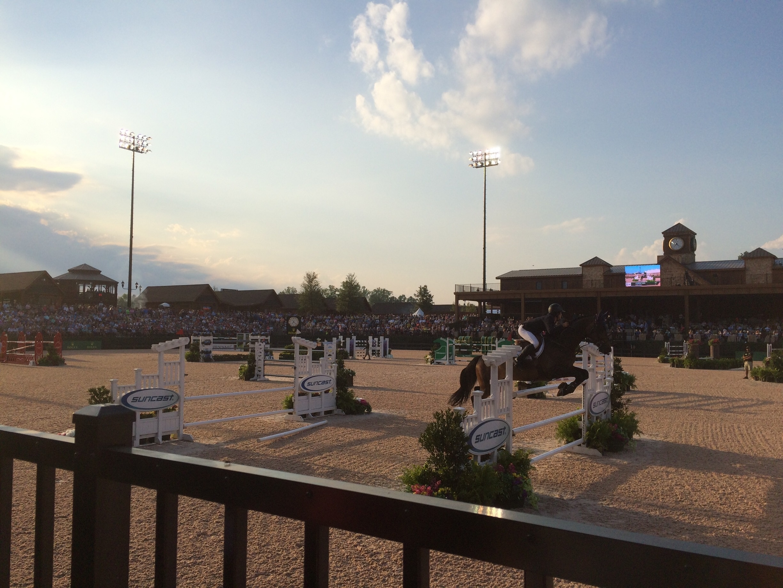 Tryon International Equestrian Center, Rutherfordton, North Carolina, United States of America