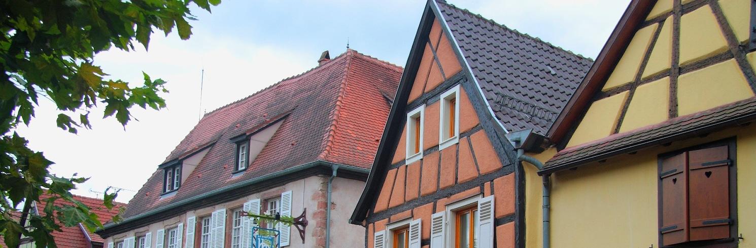 Bergheim, Francia