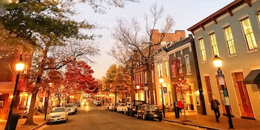 Old Town Alexandria, Alexandria, Virginia, United States of America
