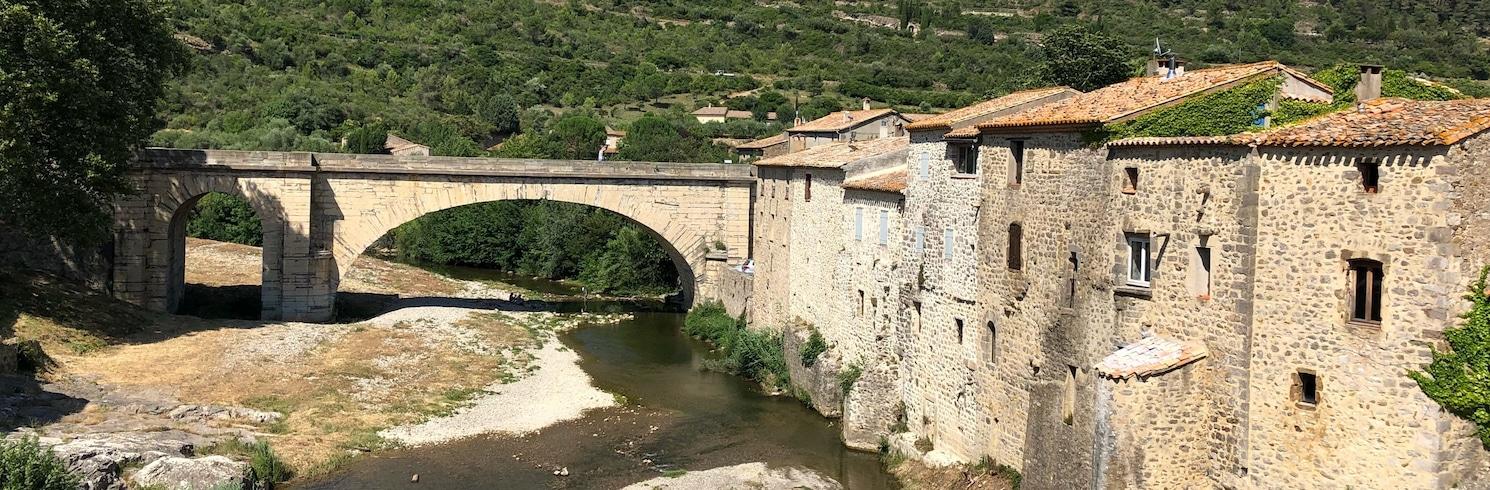 Lagrasse, France