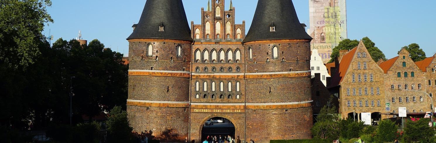 Lübeck, Németország