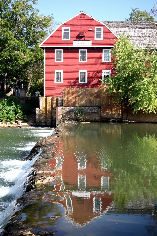 War Eagle Mill, War Eagle, Arkansas, USA