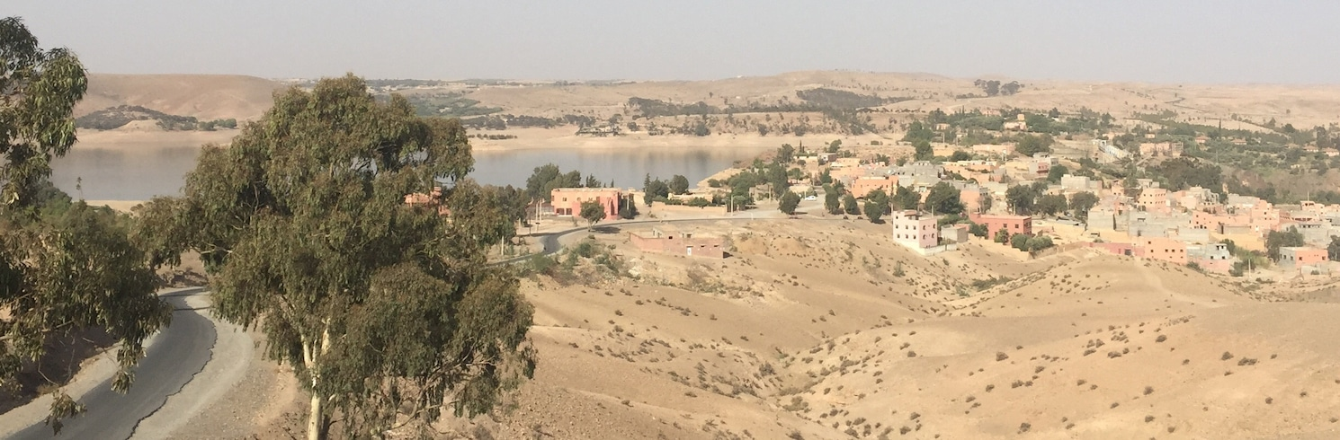 Aguergour, Maroko