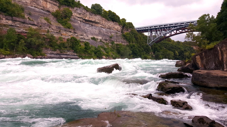 Whirlpool Bridge, Niagara Falls, Ontario, Canada