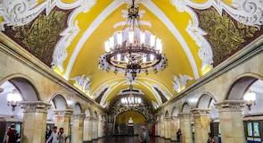 Komsomolskaja-Platz