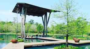Shangri La Botanical Gardens and Nature Center (centre de découverte de la nature)