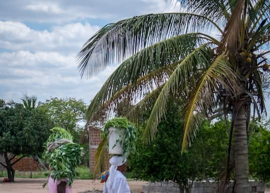 Bilene, Mozambik
