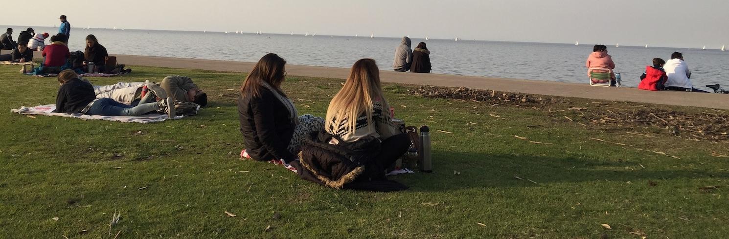 Lucila del Mar, Argentina