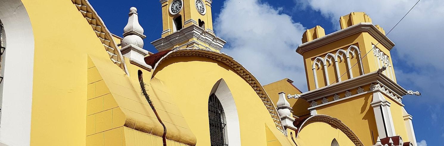 Jalapa, Meksiko
