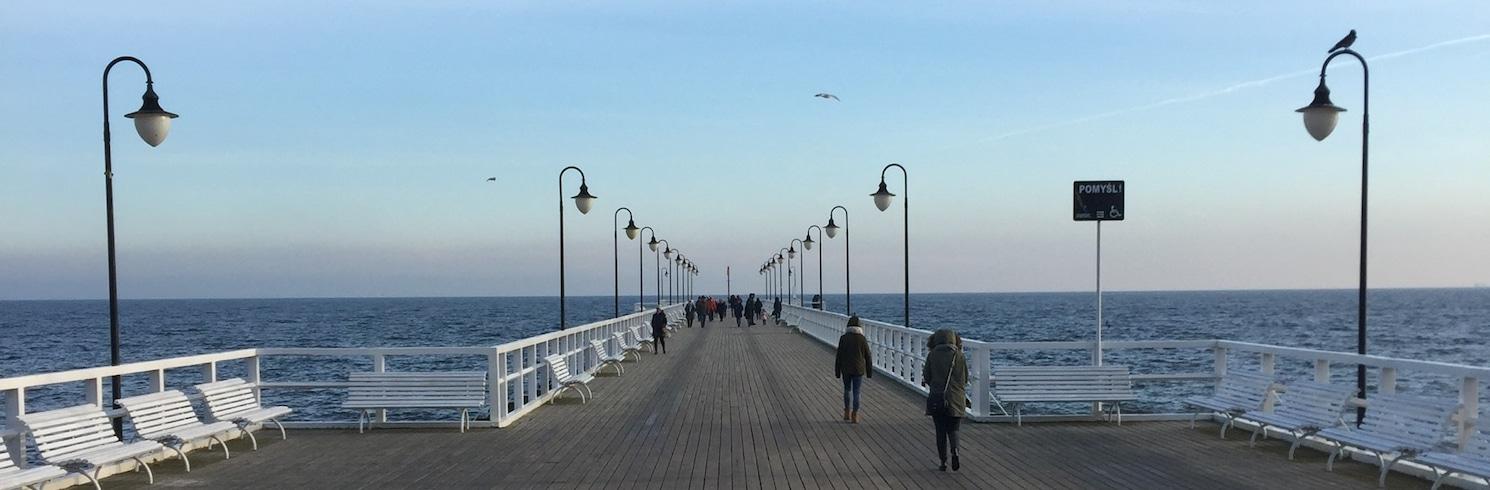 Gdynia, Polen