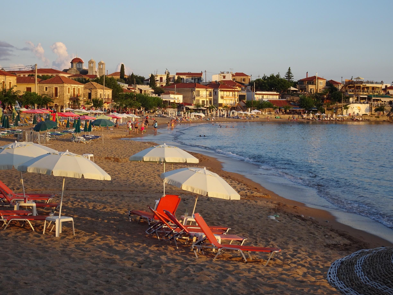 Stoupa, West Mani, Peloponnese, Greece