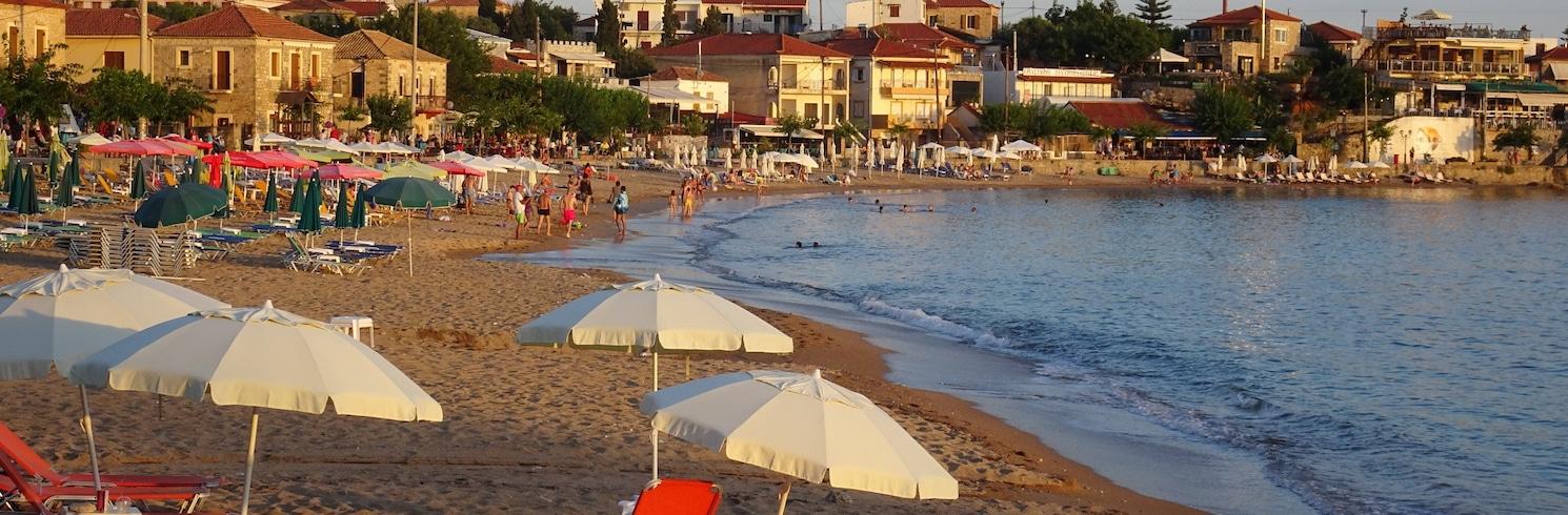Stoupa, Greece