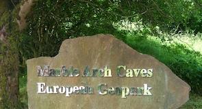 Jeskyně Marble Arch Caves