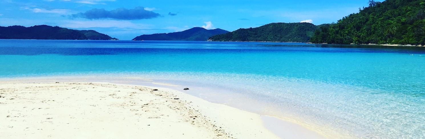 Port Barton, Filippiinit
