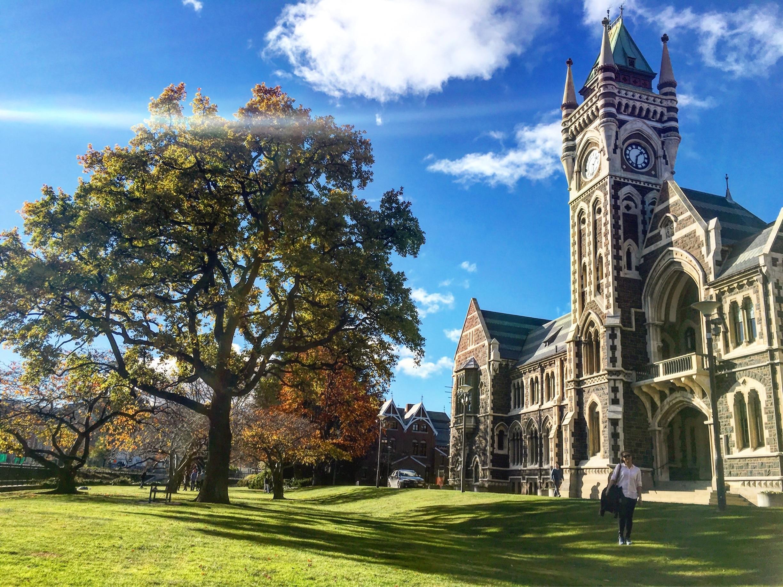 University of Otago, Dunedin, Otago, Neuseeland