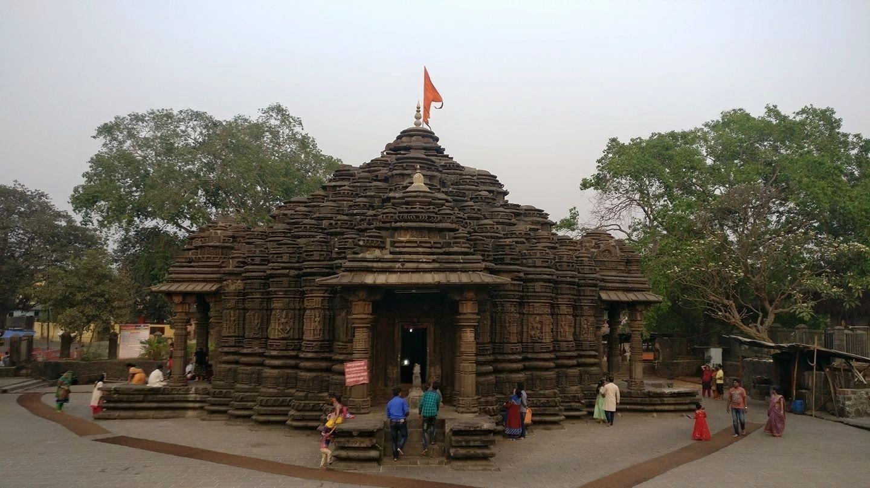 Ambernath, Ulhasnagar, Maharashtra, Indien