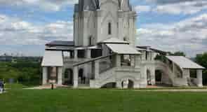 Kostel Nanebevzetí, Kolomenskoje